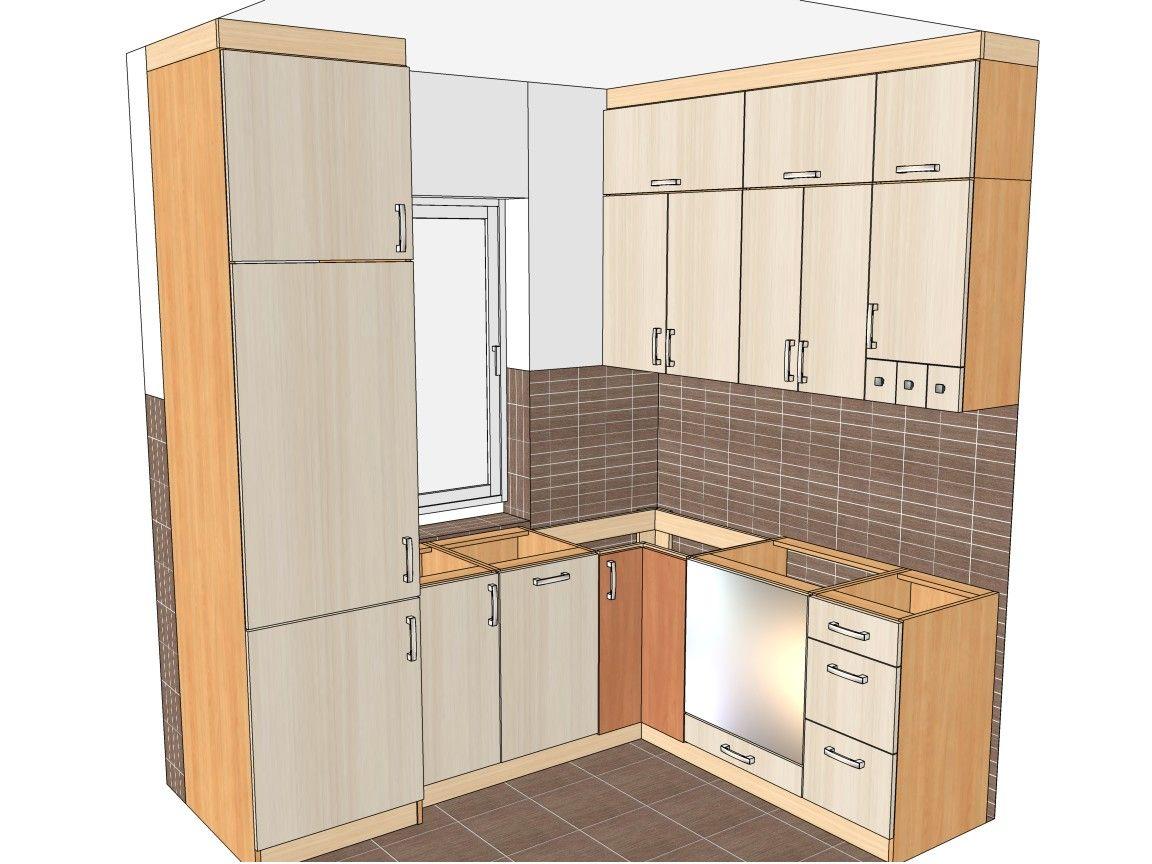 Mala Kuchnia Z Oknem Szukaj W Google Kitchen Design Small Kitchen Design Room Divider