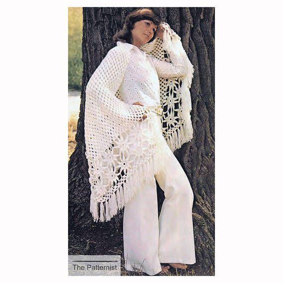 Pin de ladydarke en crochet - shawls | Pinterest