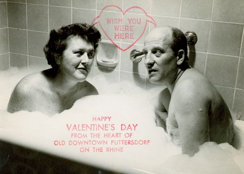 Julia Child valentine