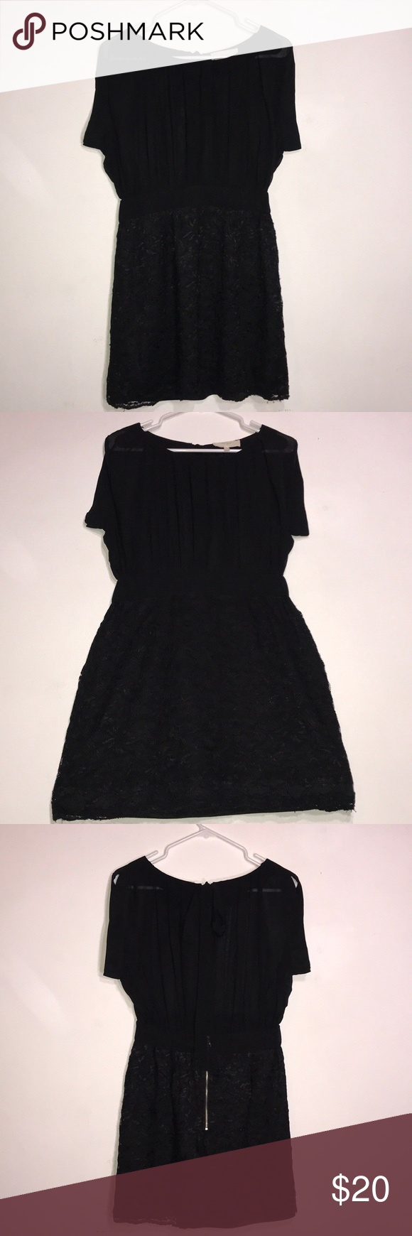 Last April Sheer Top Black Lace Dress Purchased From Standard Style Boutique By Baldwin Denim Women S Siz Black Sheer Top Couture Dresses Black Lace Dress [ 1740 x 580 Pixel ]