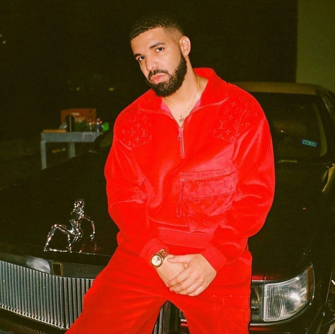 Red Aesthetic Pictures Of Rappers