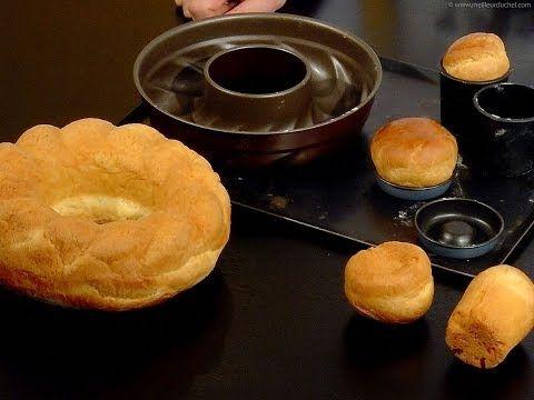 La Pâte à Savarin et Baba - Technique de base en cuisine en vidéo - YouTube