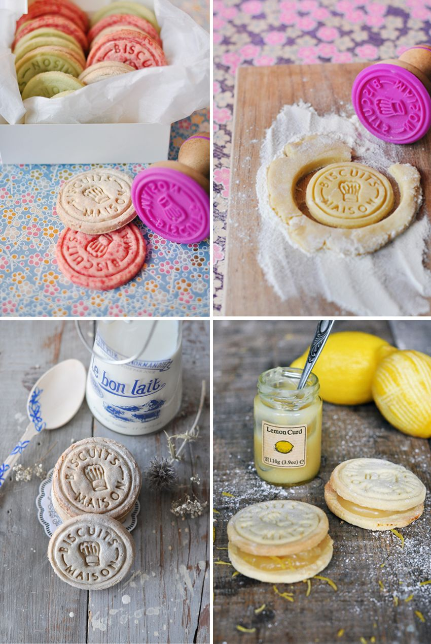 Griottesmes biscuits maison et des cadeaux the stamp comes i want these to stamp cookies with forumfinder Gallery