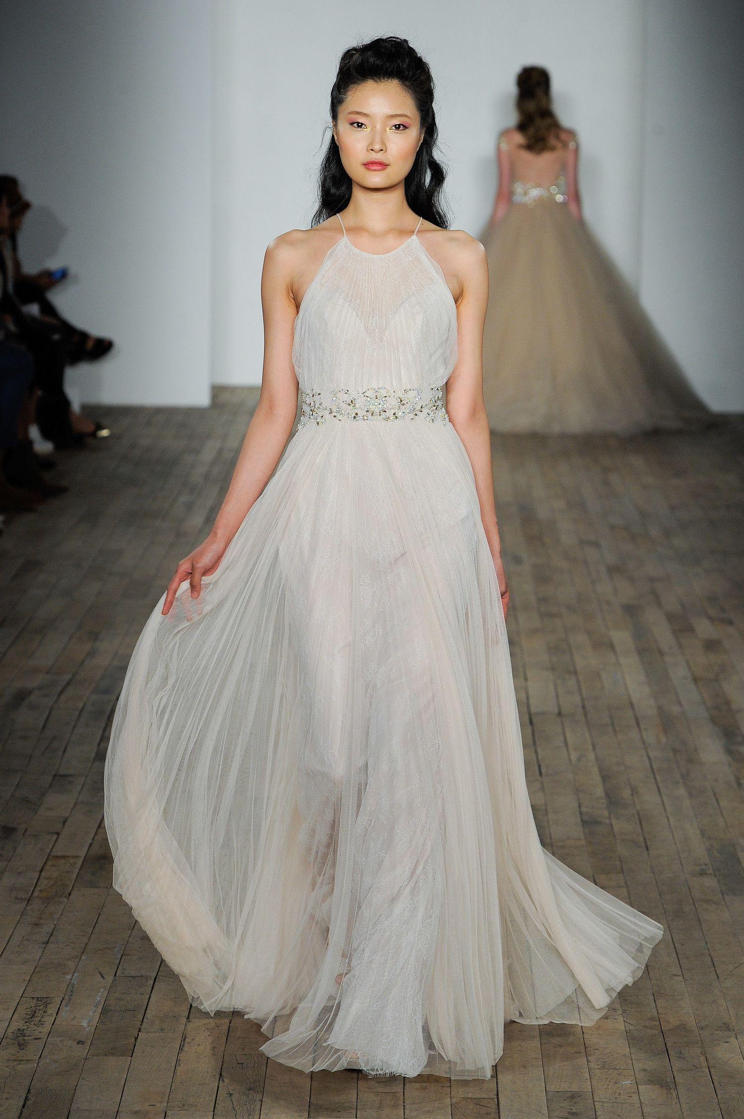 Großartig Lazaro Brautkleid Zeitgenössisch - Hochzeit Kleid Stile ...