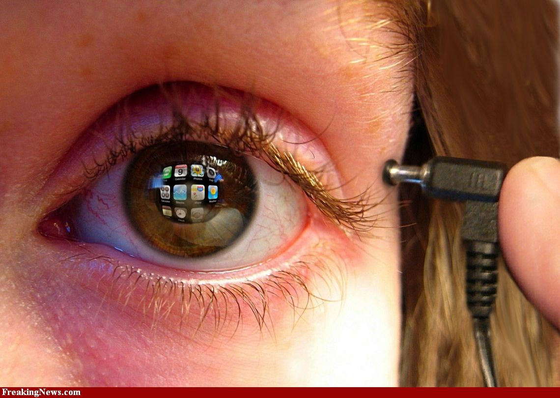 27++ Eye phone information