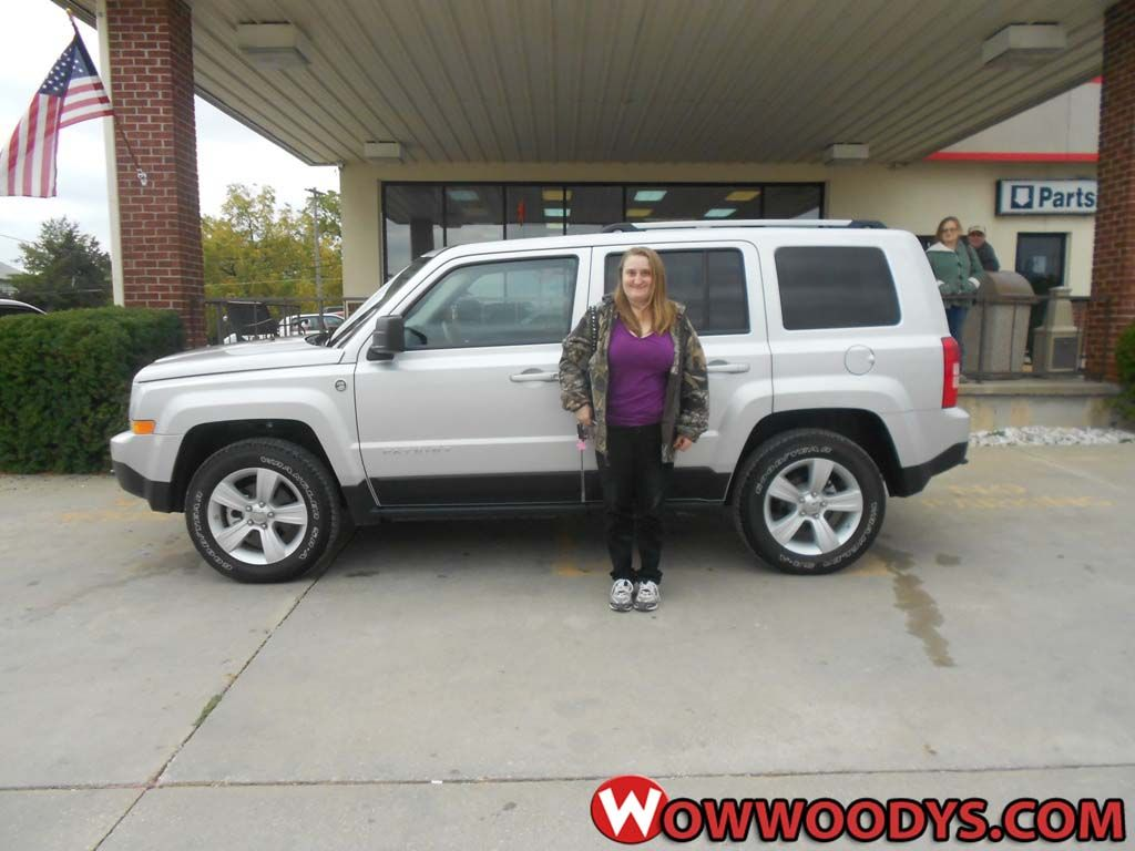 Amy Wright From Kansas City Missouri Purchased This 2014 Jeep