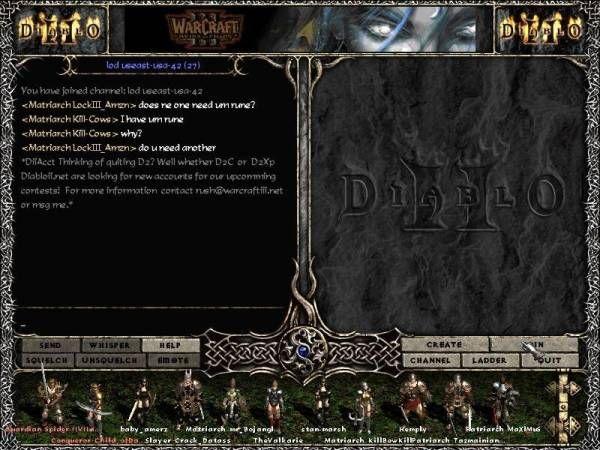 D2 Rush Diablo 3 And Diablo Forums Diablo Incgamers Diablo Ii Warcraft Diablo