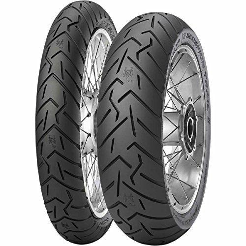 Pirelli Scprn Trail Ii 190 55zr17 Rr Tires Pn 2527500 Blk Motorcycle Tires Pirelli Pirelli Tires