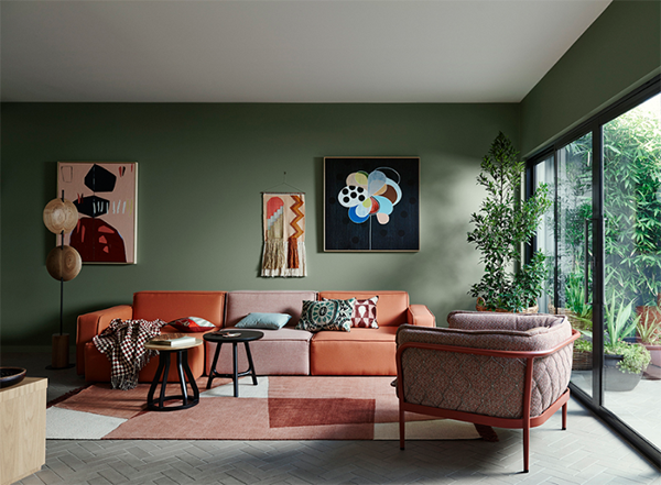 4 Color Trends 2018 By Dulux Australia Living Room Green Living Room Color Schemes Living Room Interior