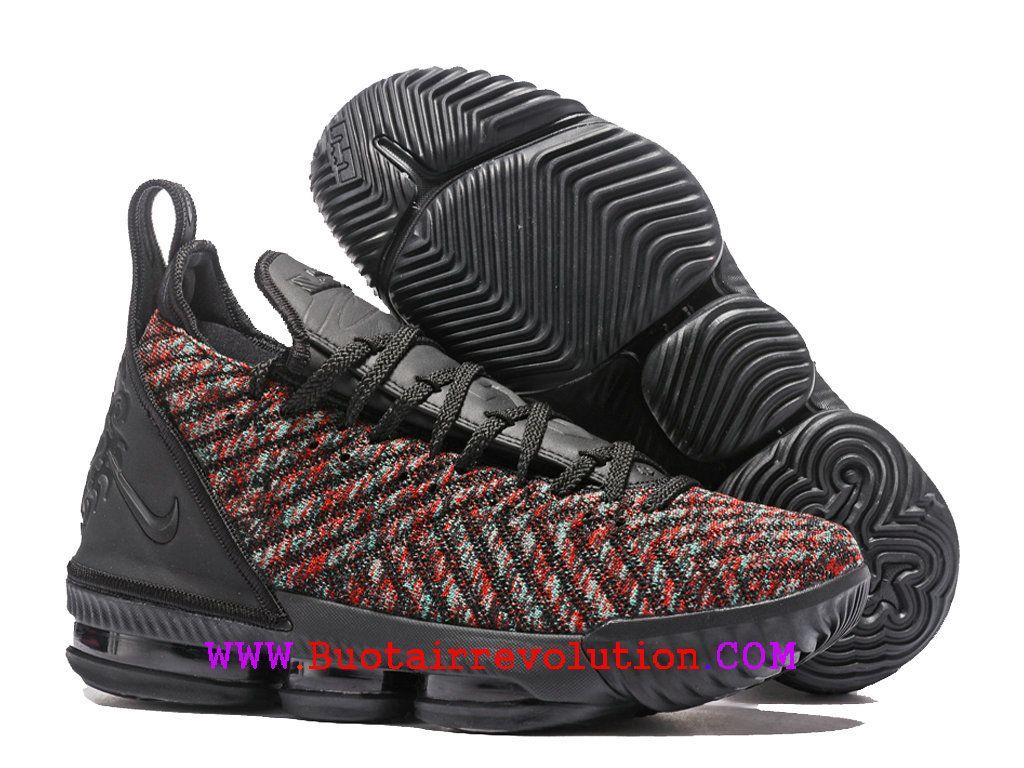 Nouveau Nike LeBron 16/XV Chaussures De BasketBall Pas Cher Homme ...