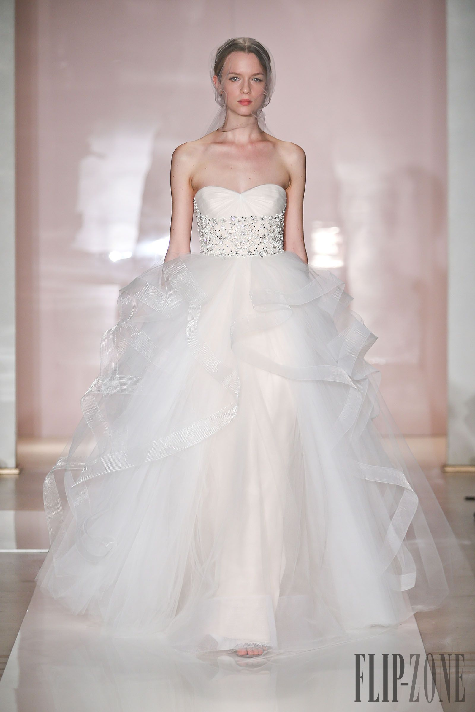 リーム・アクラ [Reem Acra] 2014春夏 - ウェディングドレス | wedding ...