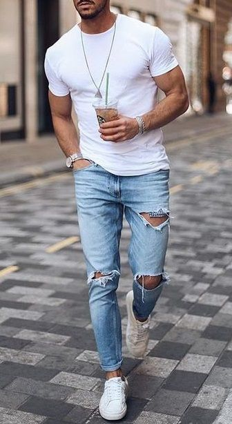 Mens fashion casual outfits, Stylish