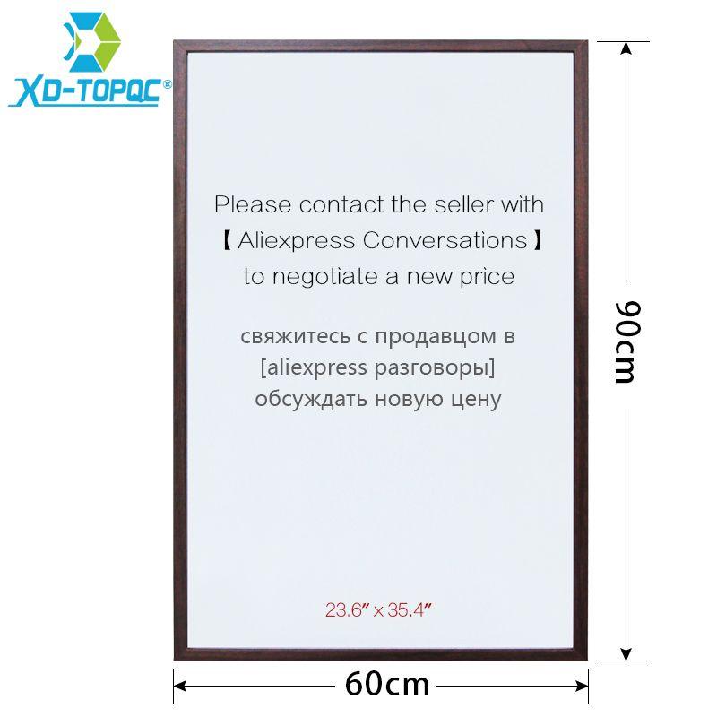 Tablica Xindi 60 90 Cm 10 Kolory Mdf Ramka Magnetyczna