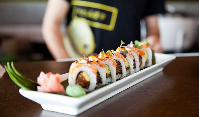 Manga Restaurant Cape Town Asian Restaurants With Sea Views Chinese Food Amp Japanese Sushi Mouille Point Sushi Restaurants Sushi Japanese Sushi