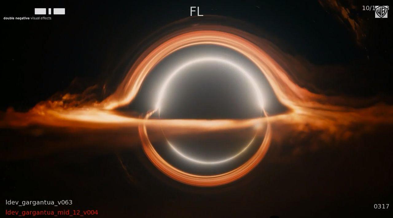 Interstellar Black Holes And Wormholes The Art Of Vfx Black Hole Interstellar Space Photography