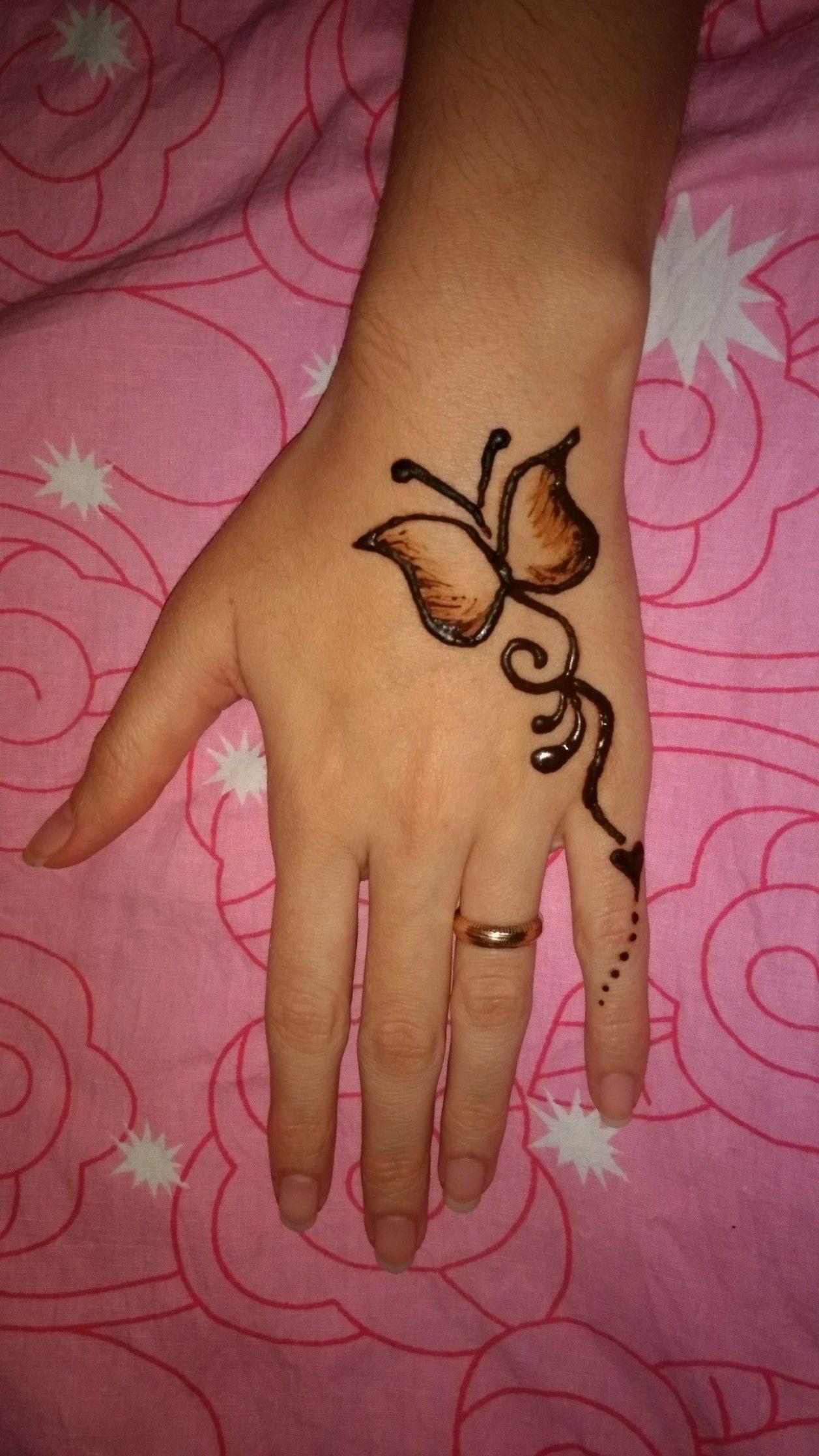 10 Straightforward Methods To Facilitate Easy Henna Tattoo Designs For Children Easy Hen Henna Tattoo Designs Simple Simple Henna Tattoo Henna Tattoo Designs