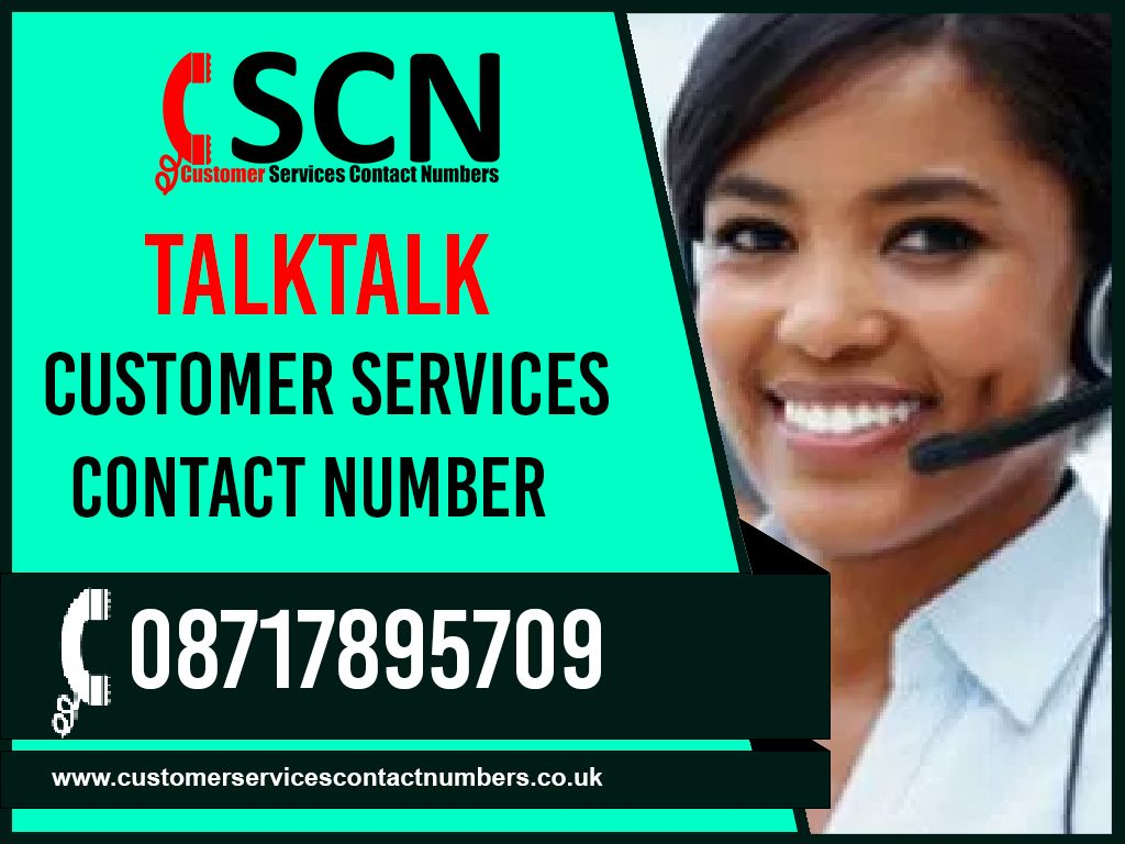 TalkTalk Customer Services Contact Number Uk 08717895709