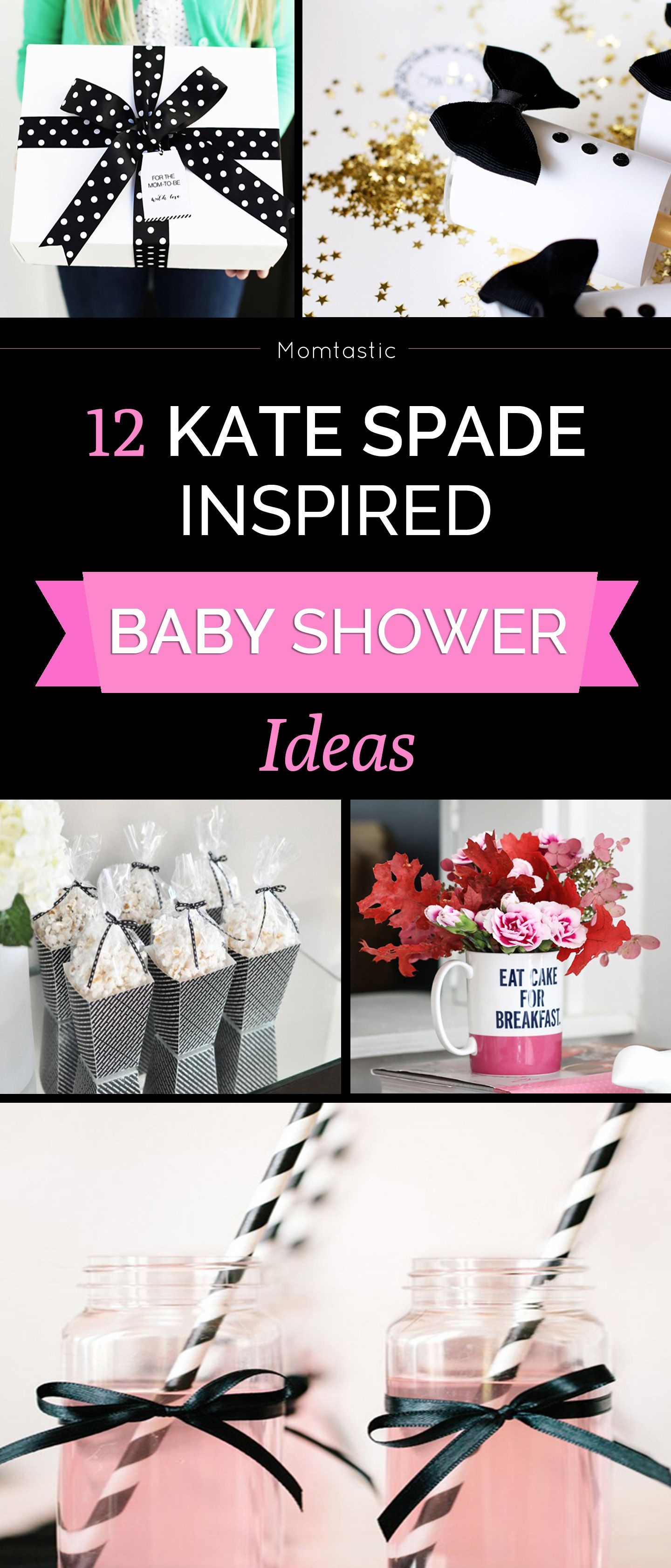 12 Ideas For A Kate Spade Inspired Baby Shower All Things Baby