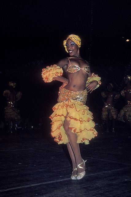 Film Archive Cuban Dancer Dance Cuban Salsa Cuban
