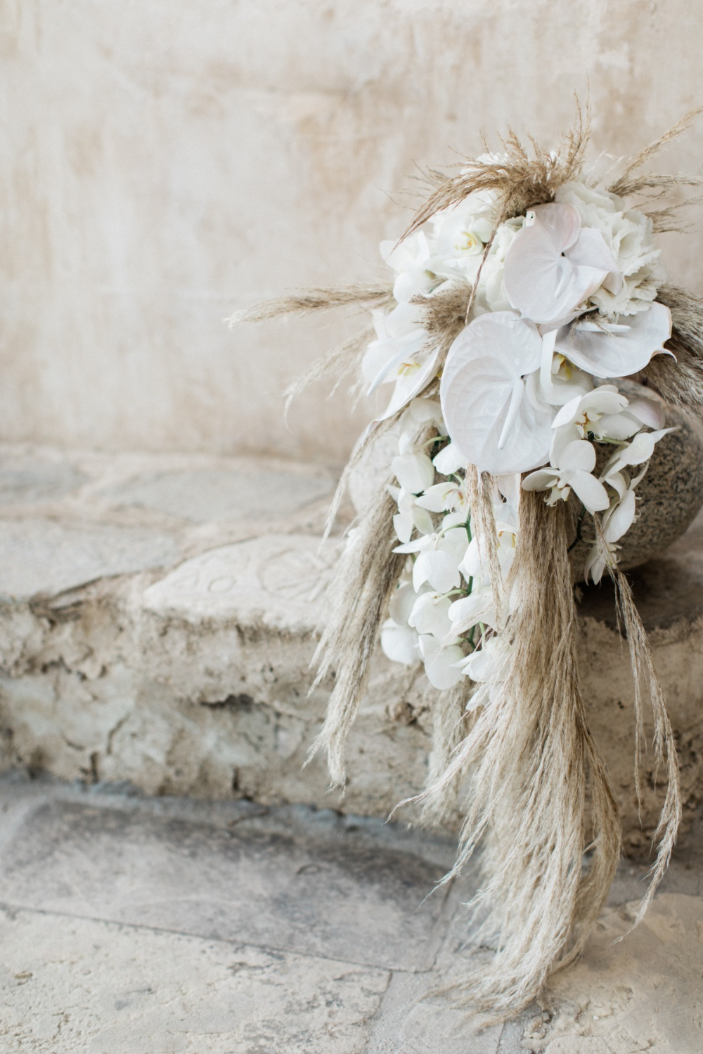 Luxurious Neutral Wedding Elopement In Mykonos