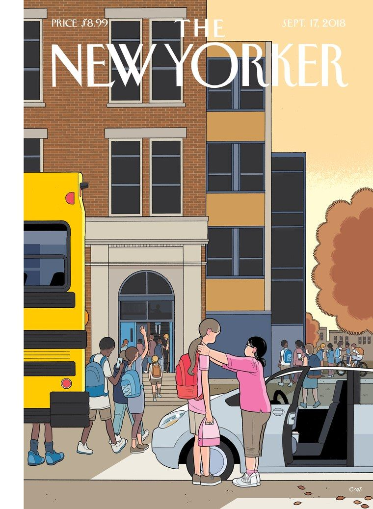 Pin On The New Yorker
