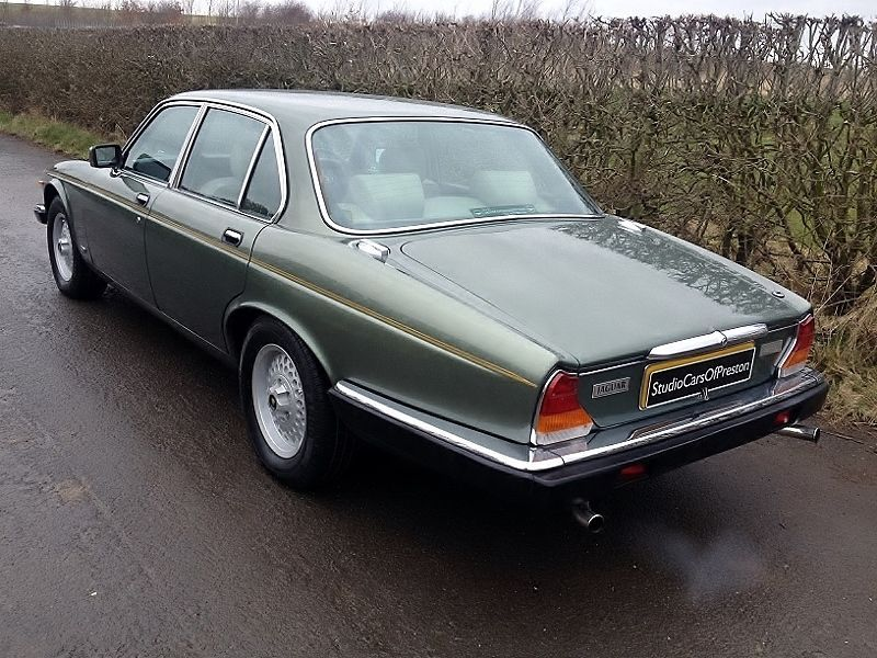 1986 Jaguar Xj6 Series 3 4 2 Sovereign Vgc 95 000 Miles Ebay