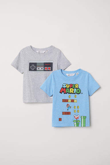 d831b6d97 2-pack T-shirts | Products | Shirts, T shirt, Mens tops