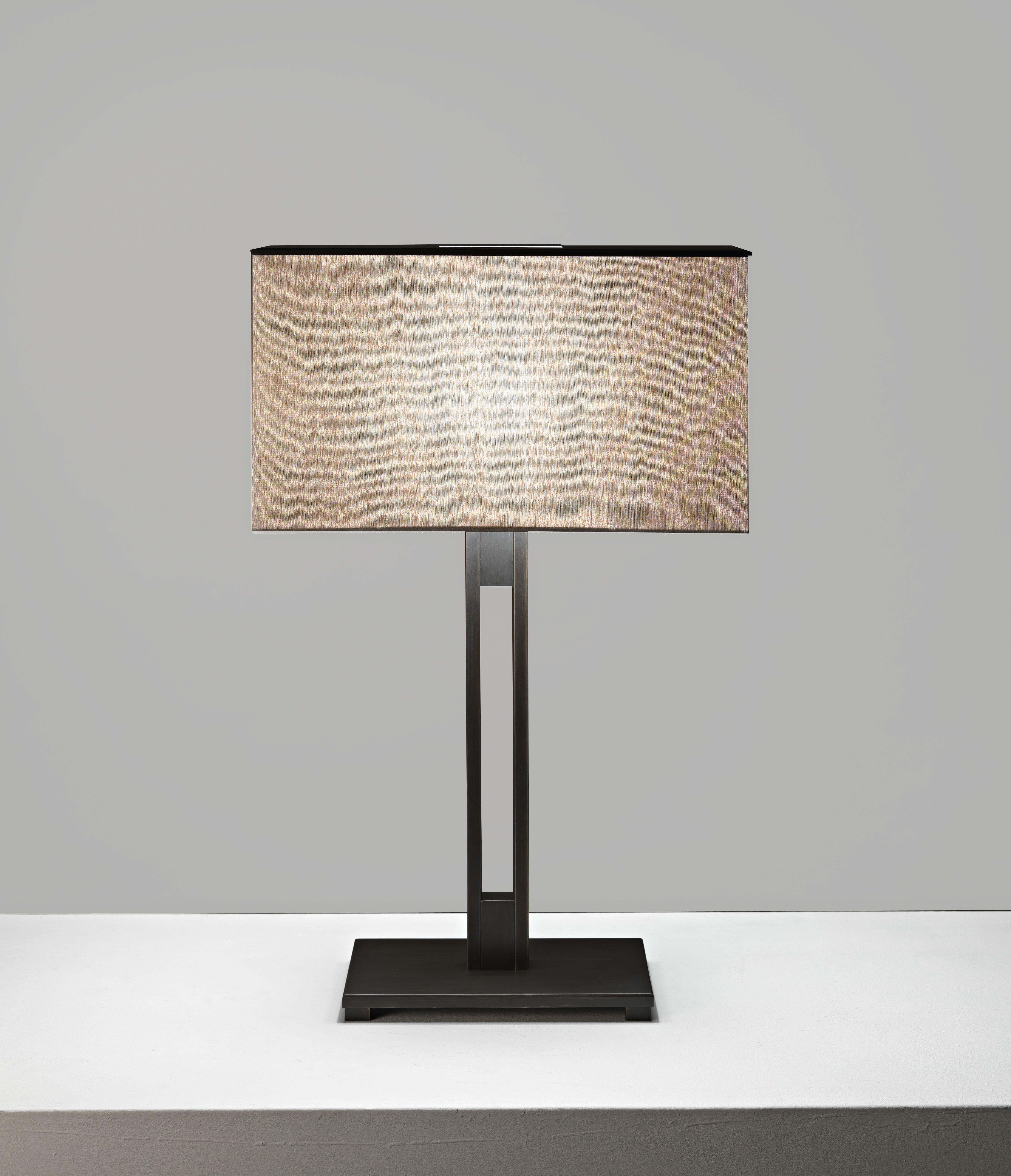 Amita table lamp burnished favorite places u spaces pinterest