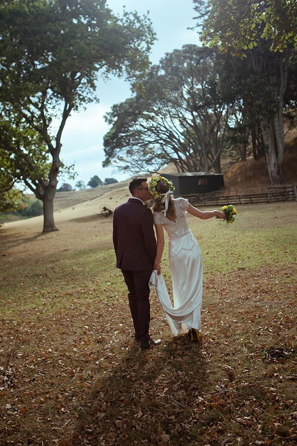 Auckland City wedding by Jessica Photography