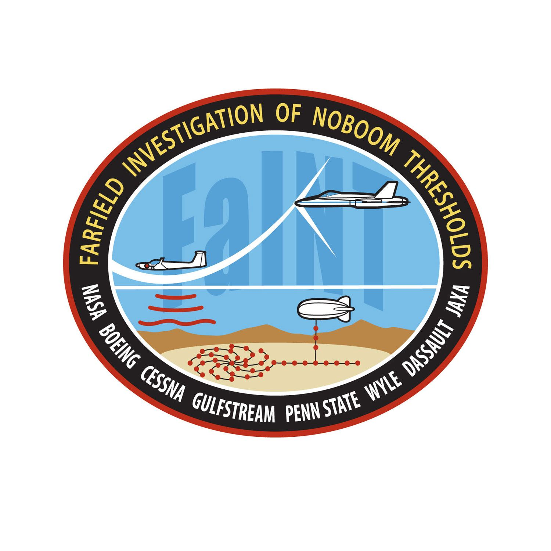 Logo Farfield Investigation of Noboom Thresholds (FaINT