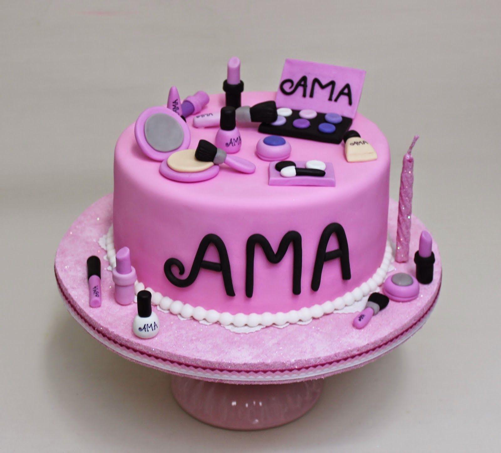Resultado de imagen para torta de cumplea os para ni a de - Ideas cumpleanos nina 7 anos ...