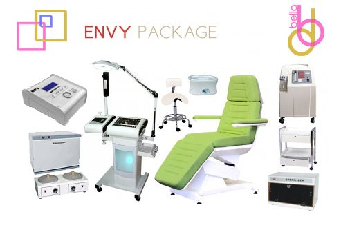 Spa Equipment Package New Salon And Spa Skin Care Facial Steamer Table Chair Http Estheticiancareers Net Esthetician Room Skin Care Spa Spa Decor