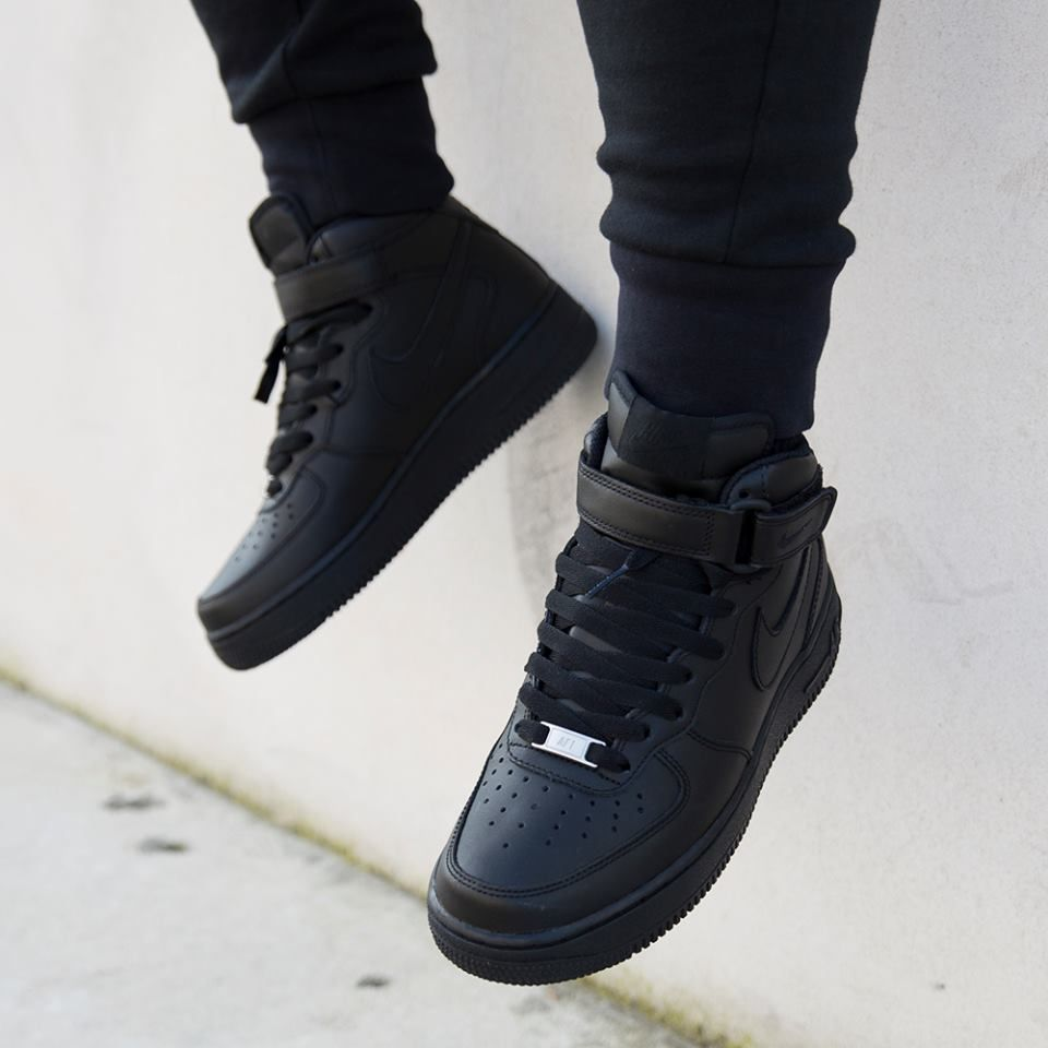 Via Hype DC | All black nikes, Sneakers