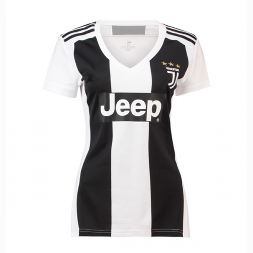 new concept dcbbb 848ab Women Juventus Home Soccer Jersey Shirt 2018-19 Model ...