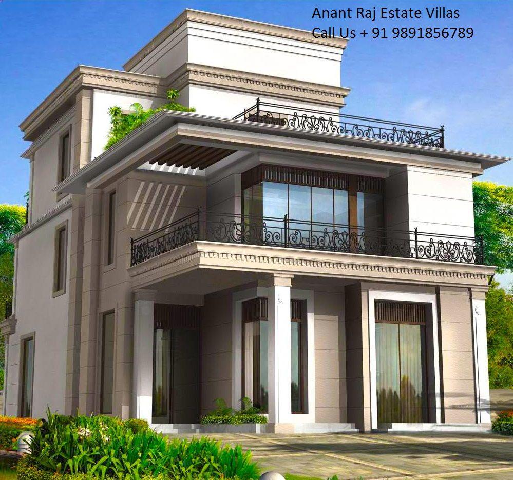 Anant raj estate villas sector a gurgaon provides bedroom villas