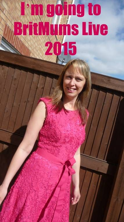 I'm going to BritMums Live 2015...