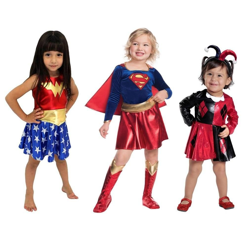 Wonder Woman Movie Deluxe Child Costume