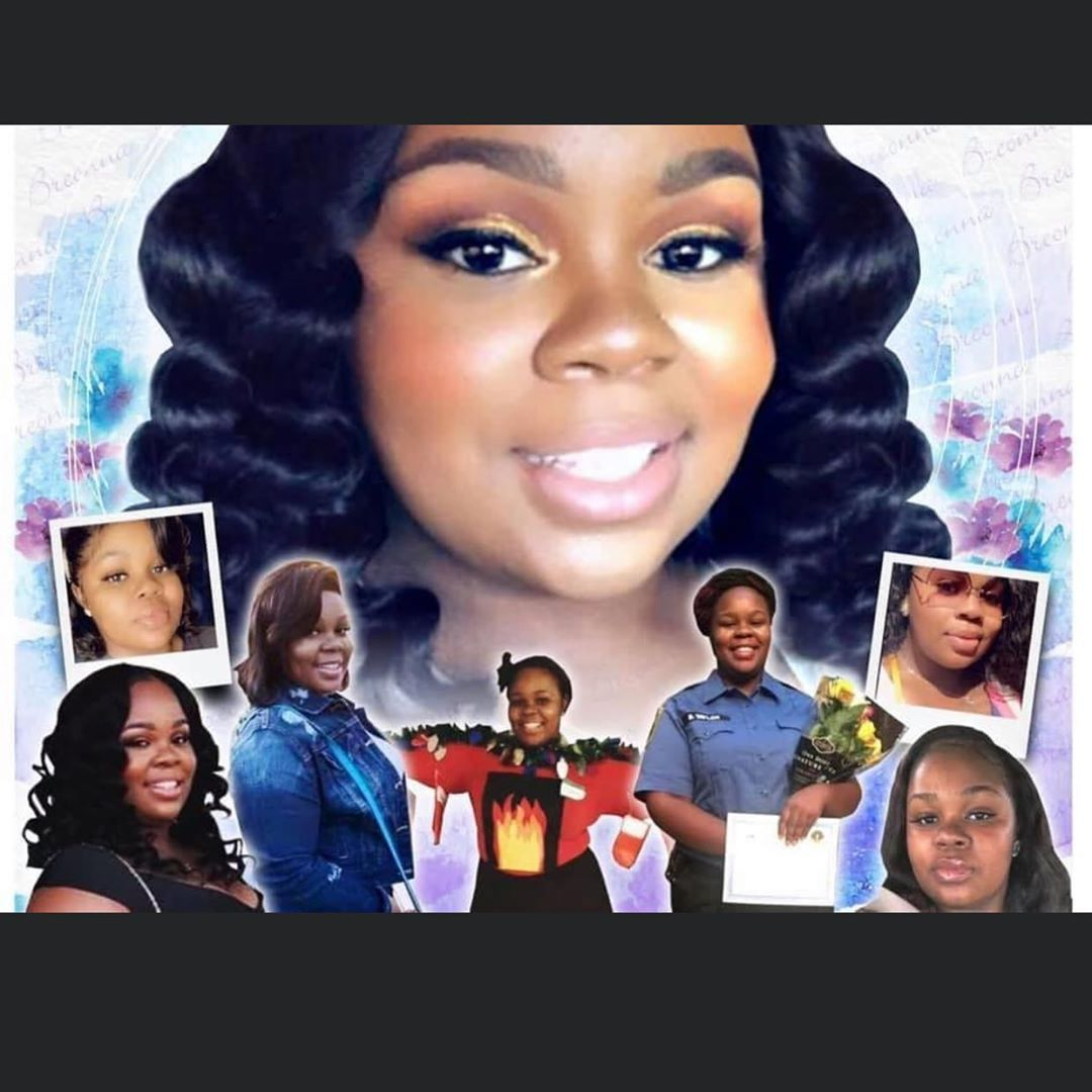370 Likes 11 Comments 20 Ju Niyah On Instagram I Love You Sister Breonnataylor Justiceforbre Bre In 2020 27th Birthday Fight For Justice Mel Robbins