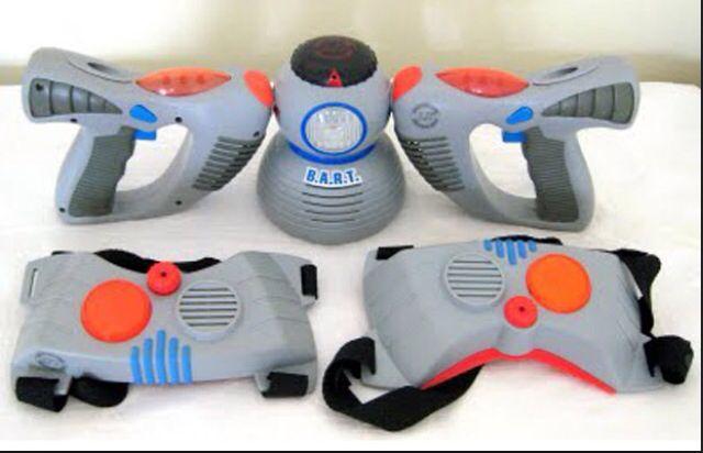 Best laser tag game ever. | Childhood toys, Toys, 90s kids