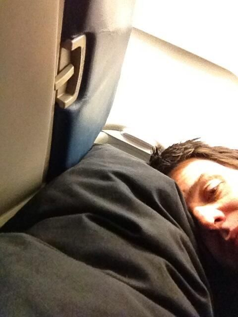 Twitter / RyanKellyMusic: Super early flight to New Orleans ...