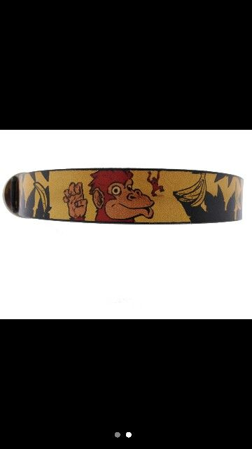 Monkey dog collar