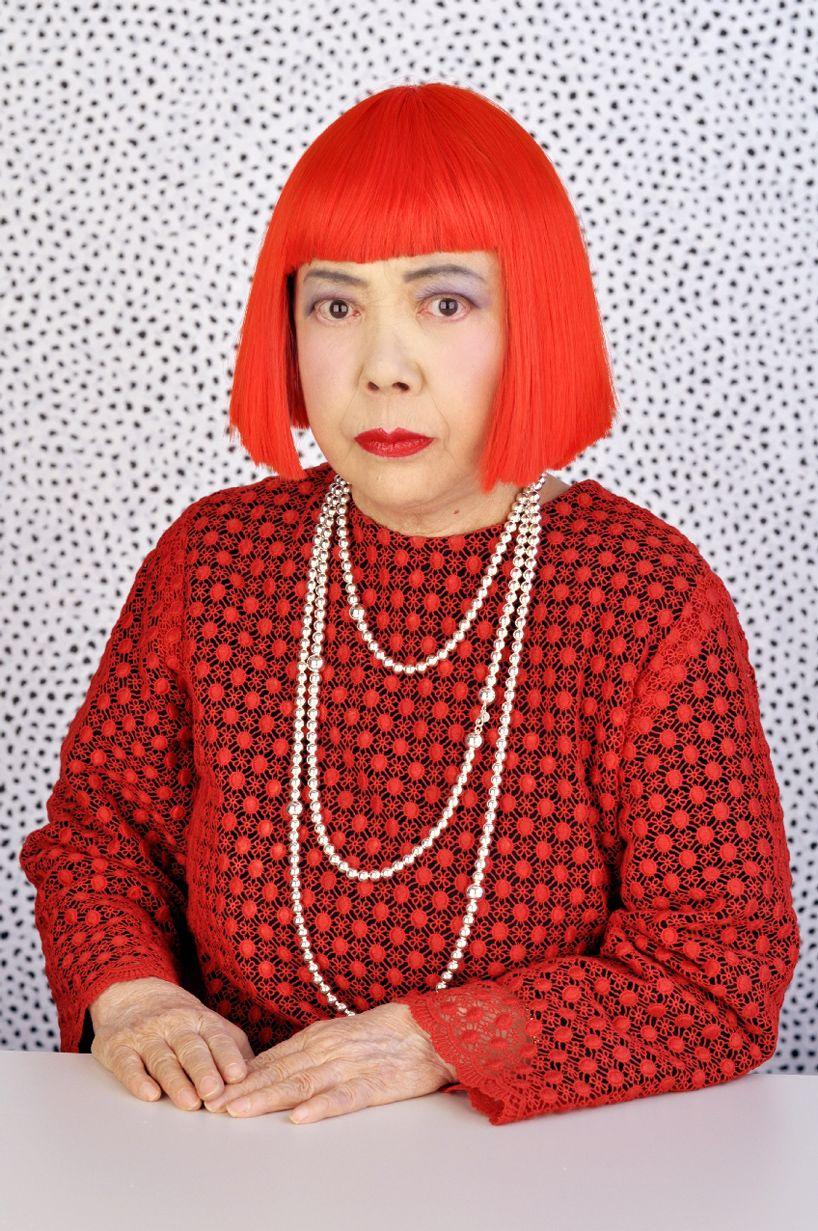 louis vuitton collection by japanese artist yayoi kusama
