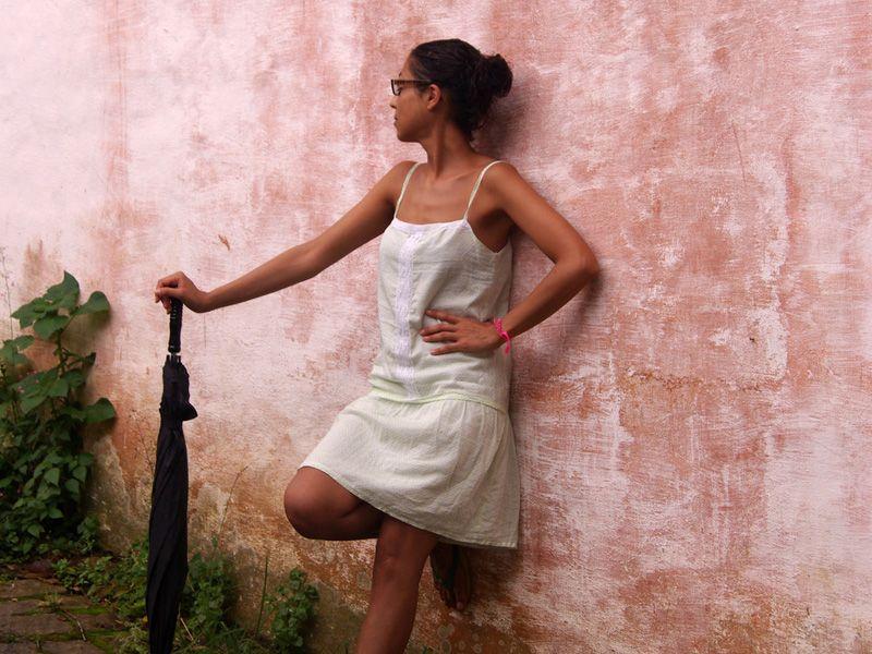 ブラとパンツのセットでは買わない服より下着にお金をかけるパリジェンヌ