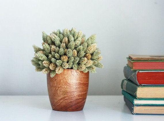 arranjo quinta moderna - arranjo de flores secas