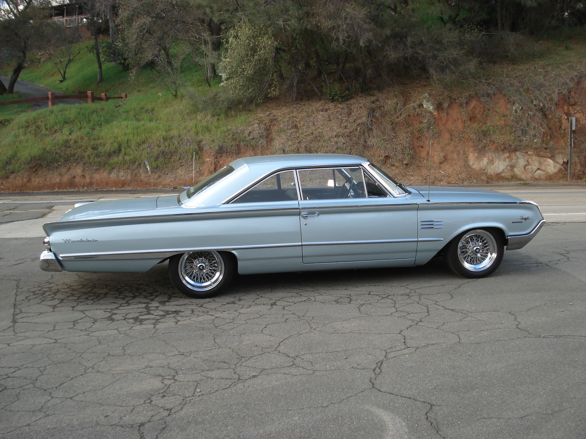 64 mercury marauder 427 side oiler