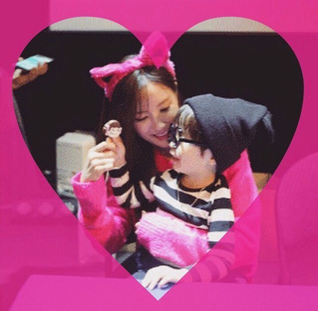 WEBSTA @ hyominnn - 2016💓 우린 제법 친해졌어요