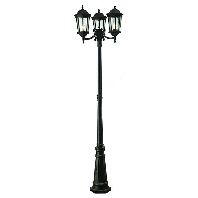 3 Head Outdoor Lamp Post Outdoor Lamp Posts Outdoor Lamp Lamp Post