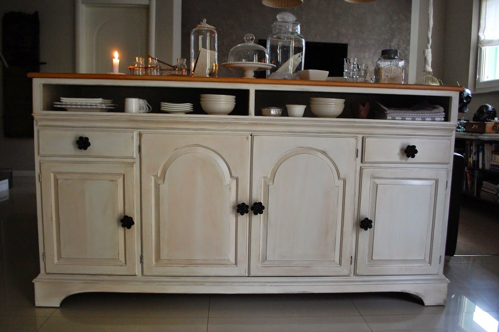 CUORE&COCCOLE by Francy: Mobili shabby chic