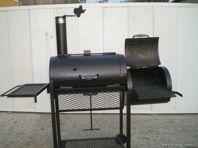 Custom Made Bbq Pits By Jj Bbq Pits Grills Smokers And Trailer Pits Bbq Grilling