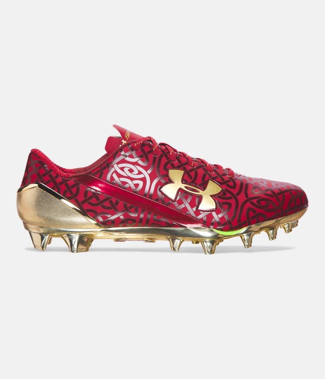 Men's UA Spotlight Football Cleats — Limited Edition | Under Armour US